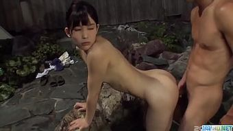 Yui Kasugano enjoys more than sex while in the jacuzzi - More at javhd.net